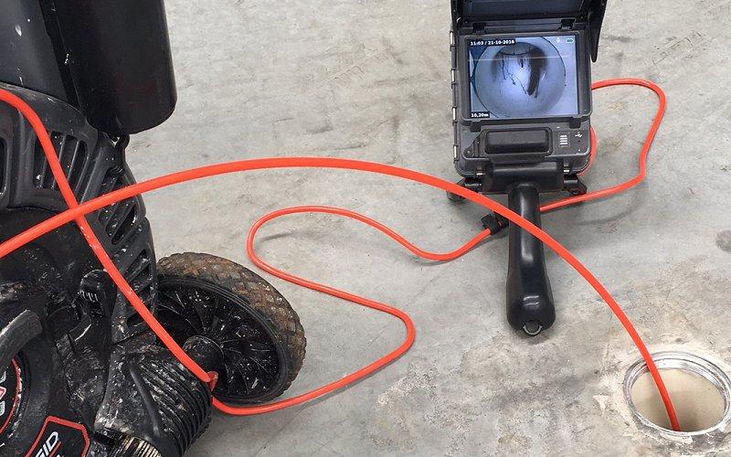drain inspection service
